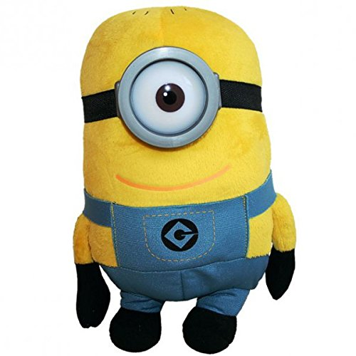 "Minion Carl Plush - Despicable Me 2 - 28cm 11"" - 33cm 13"""