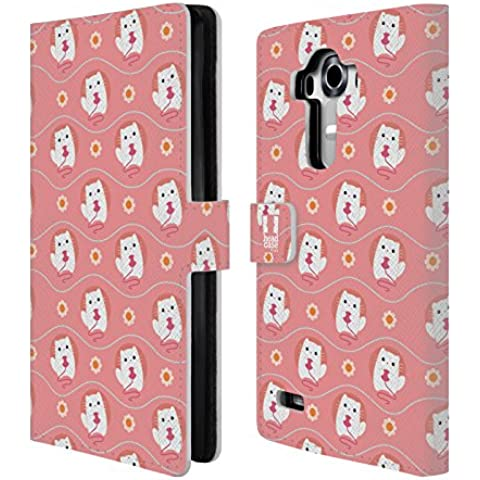 Official One Direction 1D Cutie Animal Patterns Leather Book Wallet