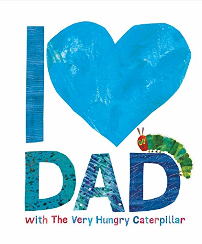 I Love Dad with the Very Hungry Caterpillar New Mens Caterpillar