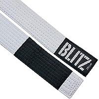 Blitz Brasileño Jiu-Jitsu (BJJ) Cinturón de rango, blanco, 280cm