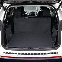 cod Passend f/ür inkl Modelle mit Varioschienen 7796 Kofferraumwanne Q8 2018- Kofferraummatten Passgenaue mit Antirutsch