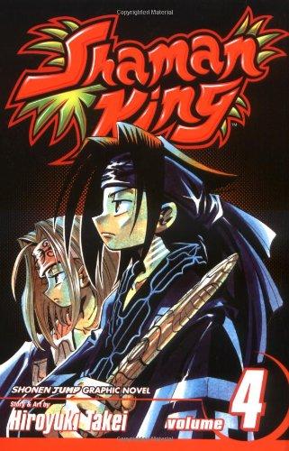 SHAMAN KING TP VOL 04: v. 4