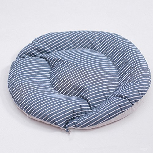 Cushion Office Memory Baumwolle Schönes Hüftpolster,Blue - Amber Antibakteriell