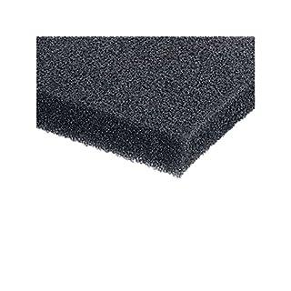 Lautsprecher Frontschaumstoff schwarz 5 mm, 200x100cm