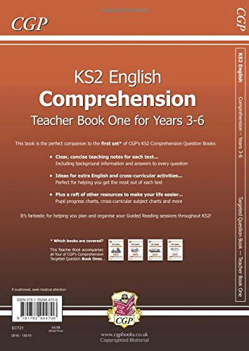 KS2 English Targeted Comprehension