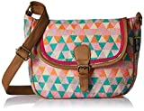 #2: Kanvas Katha Women's Sling Bag (Multi color) (KKSLJQ014)