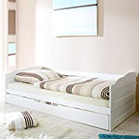Suchergebnis auf Amazon.de für: Landhausstil - Holzbetten / Betten ...