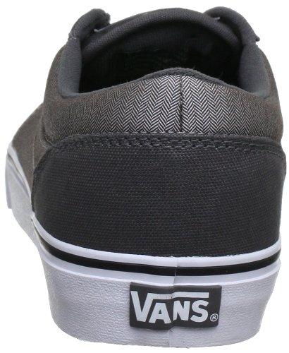Vans Vqff7Rr, Baskets mode homme Gris (Textile) Mid G)