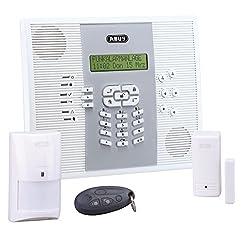 ABUS Funk-Alarmanlage Privest Basispaket, weiß, FUAA30000