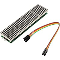 Plat Firm MAX7219 Dot-Matrix-Modul 4-in-1-Display für Arduino