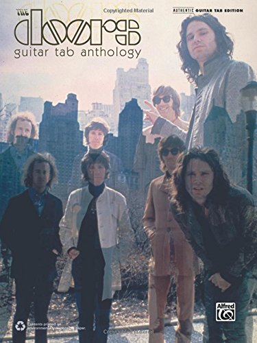 Doors Guitar Tab Amthology (Authentic Guitar-Tab Editions)