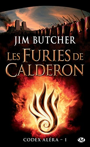 Les Furies de Calderon: Codex Aléra, T1 par Jim Butcher