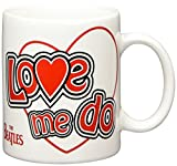 Beatles.the: Kaffeetasse-Love Me Do Womens (Zubehör)