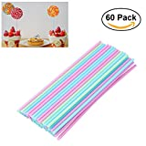 OUNONA 60 Cake Pop Sticks 15 cm