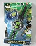 Qiyun BEN10 Style - Reloj para niños con proyector + envío gratuito en todo el mundo