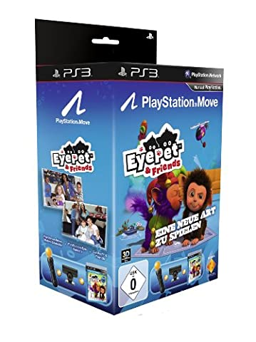 PlayStation Move Starter-Pack mit EyePet & Friends