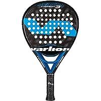 VARLION Avant H Carbon 3 - Pala de pádel, Unisex Adulto, Azul, 335-340 gr.