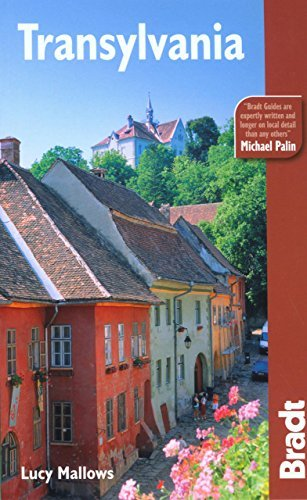 Transylvania (Bradt Travel Guide) by Lucy Mallows (2008-10-24)