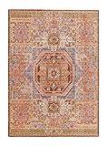 SCHÖNER WOHNEN-KOLLEKTION Shining Webteppich, Polyester, Mehrfarbig, 170 x 240 cm