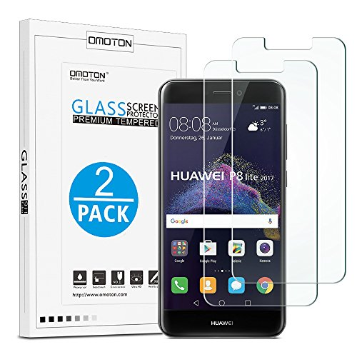 2-pack-huawei-p8-lite-2017-screen-protector-omoton-tempered-glass-screen-protector-with-25d-round-ed