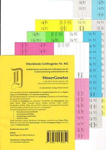steuergesetze-griffregister-nr-852-2016-256-selbstklebende-und-farbig-bedruckte-griffregister-fur-di