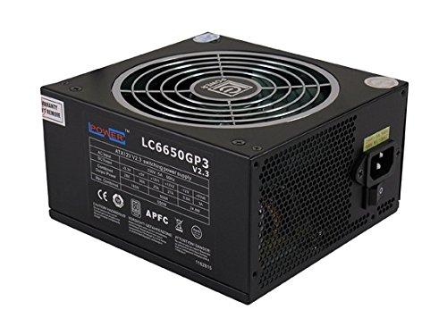 LC-Power Netzteil 650W (650-watt-netzteil)