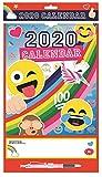 Atlona, Organizador familiar 2019, calendario, Bloc de notas, pluma y lista...