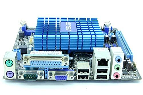 ASUS AT4NM10-I Mini ITX Mainboard Motherboard Intel Atom D410 Onboard CPU DDR2 (Generalüberholt) -