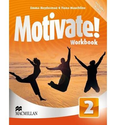 [(Motivate! Workbook Pack Level 2)] [ By (author) Emma Heyderman, By (author) Fiona Mauchline ] [March, 2013]