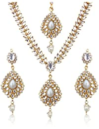 12a96cad59103 Amazon.co.uk: Gold Plated - Jewellery Sets / Novelty Jewellery ...