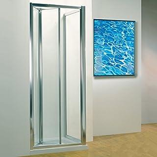 Bathroom Supastore Kudos Original Bi Fold Shower Enclosure 900 x 900