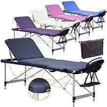 Lettino Massaggio Portatile Prezzi.Amazon It Lettini Per Massaggi