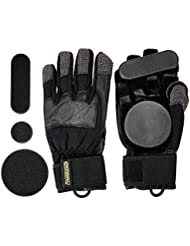 Osprey Longboard, Downhill, Freeride Slide Gloves with Removeable Pucks Enfant
