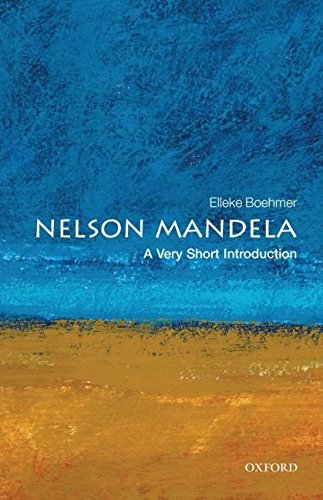 [(Nelson Mandela: A Very Short Introduction)] [By (author) Elleke Boehmer] published on (August, 2008)