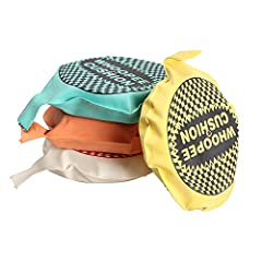 Idea Regalo - Demiawaking Cuscino Whoopee Jokes Gags Pranks Maker Giocattolo Divertente Fart Pad