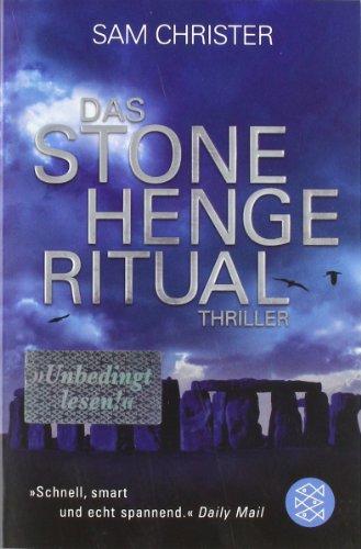 Fischer Taschenbuch Verlag Das Stonehenge - Ritual: Thriller