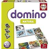 Educa Juegos - Dominó Natura, juego de mesa (15879)