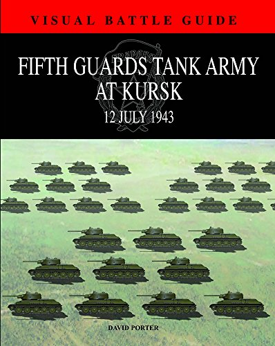 5th Guards Tank Army at Kursk: 11 July 1943 (Visual Battle Guide) por David Porter
