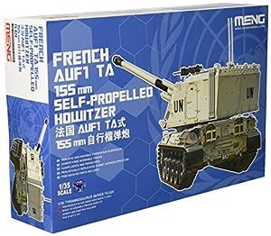 Meng Maqueta de Modelo de obús autopropulsado francés AUF1 TA, 155 mm, Escala 1:35