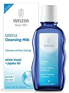 Weleda Organic Natural Gentle Cleansing Milk 100ml
