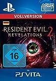 Resident Evil Revelations 2 [Vollversion] [PS Vita PSN Code - deutsches Konto]