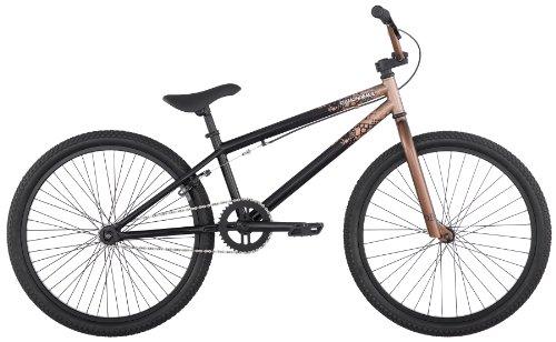 DiamondBack 2012Session BMX Bike, Schwarz/Bronze