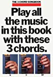 3 Chord Song Bk 1 Guitar (Songbook)