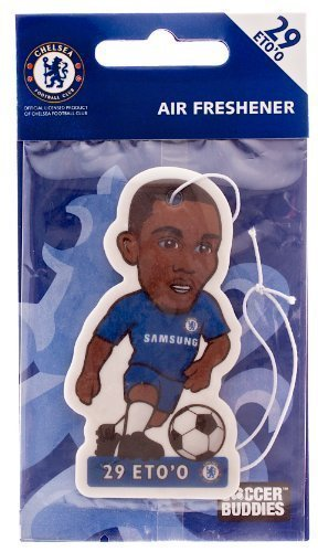 football-gift-chelsea-fc-samuel-etoo-car-air-freshener-officially-licensed-soccerbuddies-chelsea-gif