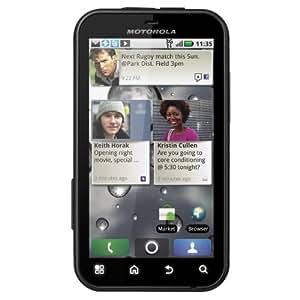 Motorola Defy with Motoblur Sim Free Android Smartphone - Black