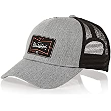 BILLABONG Walled Trucker Gorra, Hombre, Grey Heather, Talla Única