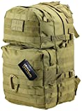 Kombat UK MOLLE Assault Pack, Unisex, Molle, beige