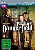 Polizeiarzt Dangerfield, Staffel 4 (Dangerfield) / Die komplette 4. Staffel der erfolgreichen Krimiserie (Pidax Serien-Klassiker) [3 DVDs]