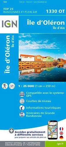 1330OT ILE D'OLERON-ILE D'AIX par COLLECTIF
