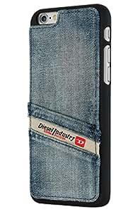 Diesel Jean-Louis Scherrer Pluton poche à clipser pour Apple iPhone 6–Indigo